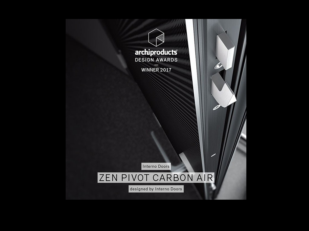 Zen pivot carbon air entance ada2017 winner