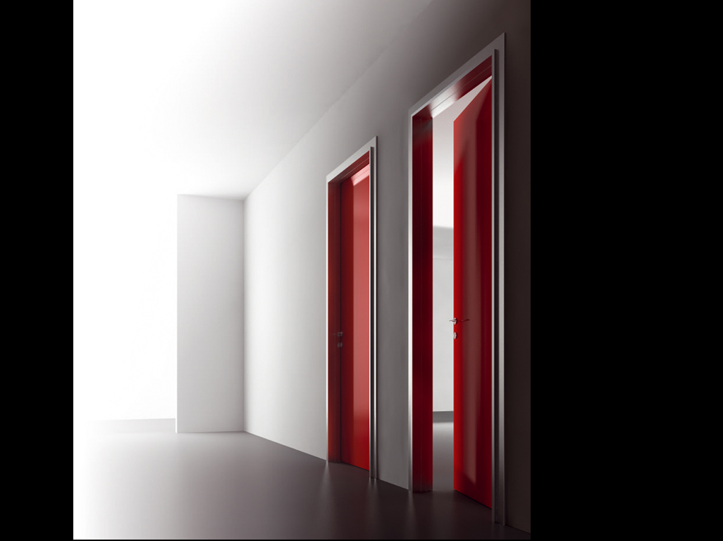 Suite 300 interior doors
