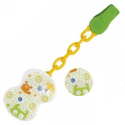 Chicco Pacifier Clip with Nipple Cover