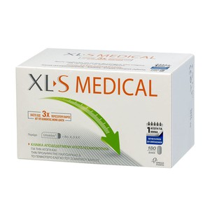 Xl s medical fat binder 180tabs