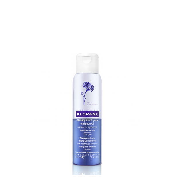 KLORANE CLEAN. LOTION DEMAQ. WATERPROOF BIPHASE 100ML