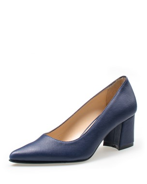 MEDIUM HEEL PUMP - ANASTAZI BOURNAZOS
