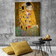 Klimt kiss full