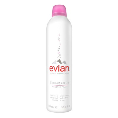 EVIAN - Natural Mineral Water Brumisateur Facial Spray - 300ml