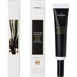 Korres black pine lifting concealer bpc00 10ml