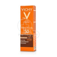 VICHY- IDEAL SOLEIL Anti-Dark Spot Teinte Creme SPF50+ - 50ml