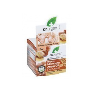 Dr.organic moroccan argan oil day cream   200ml
