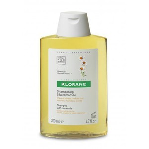 Klorane shampoo with chamomile blond 200ml