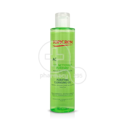 TOPICREM - AC Purifying Cleansing Gel - 200ml