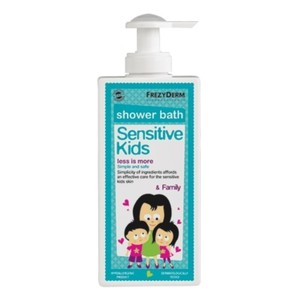 Sensitive kids shower bath                      200ml