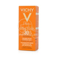 VICHY - IDEAL SOLEIL Mattifying Face Fluid Dry Touch SPF30 - 50ml