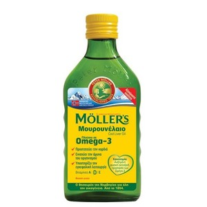 Mollers 0011244 mollers natural 250ml