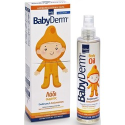 Intermed Babyderm Oil 0-6 years 200ml