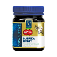 MANUKA HEALTH MGO 550+ MANUKA HONEY 250 GR