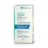 DUCRAY - HIDROSIS Control Roll-On Anti Transpirante 48h - 40ml