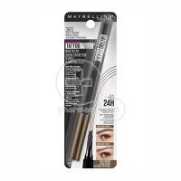 MAYBELLINE - TATTOO STUDIO Brow Micro Pen No130 (Deep Brown) - 8,5gr