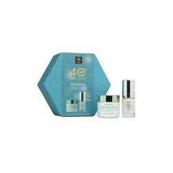 Apivita Promo Pack Bee Radiant Κρέμα πλούσιας υφής 50ml + ΔΩΡΟ 5-action Eye Serum 15ml