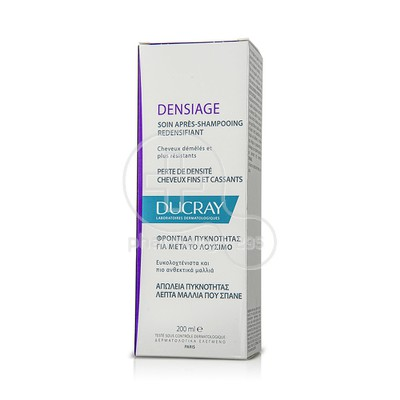 DUCRAY - DENSIAGE Soin Apres Shampooing Rendesifiant - 200ml
