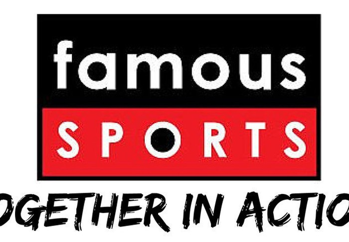 Famous Sports - Together In Action