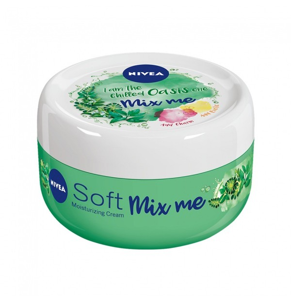 NIVEA SOFT GREEN LIMITED EDITION 50ML