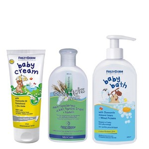 Baby cream 175ml hydra milk baby bath