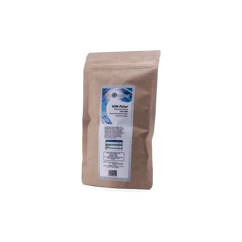 Viogenesis | MSM Powder Pulver (Methylsulfonylmethan) 125g