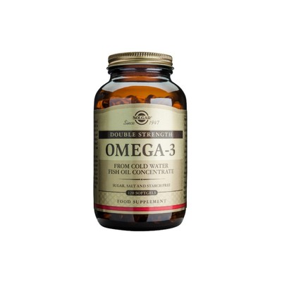 Solgar - Omega-3 Double Strength 700 - 120caps