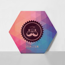 Hexagon hipster