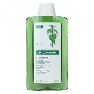 Klorane shampoo with nettle 400ml