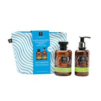 APIVITA TONIC MOUNTAIN TEA SHOWERGEL 300ML (PROMO+BODY MILK 200ML)