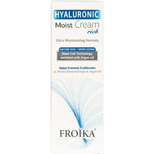 Hyaluronic moist cream rich 50ml