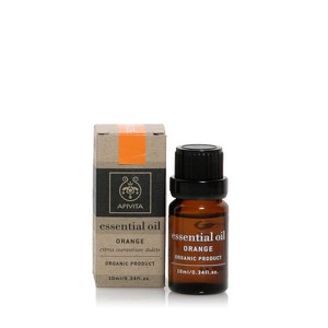 APIVITA Essential oil orange (energize) 10ml