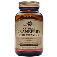 CRANBERRY WITH VITAMIN C 60S