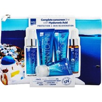 Intermed Luxurious Suncare Santorini Toiletry Bag 5τμχ