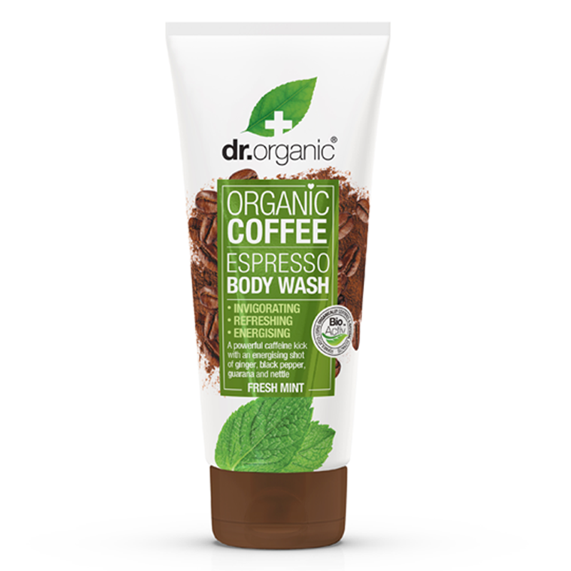 Organic Coffee Espresso Body Wash 200ml