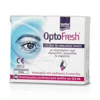 INTERMED - OPTOFRESH Drops - 10x0.5ml