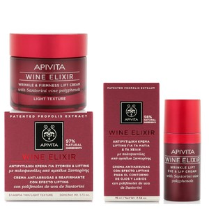 Apivita wine elixir elafria ifi   eyecream