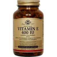 SOLGAR VITAMIN E 400 IU 100SOFTGELS