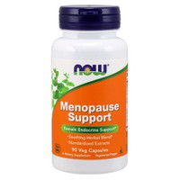 NOW MENOPAUSE SUPPORT 90VEG. CAPS