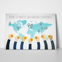 Foreign currency investment map 422418823 a