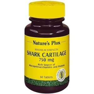 Nature s plus shark cartilage
