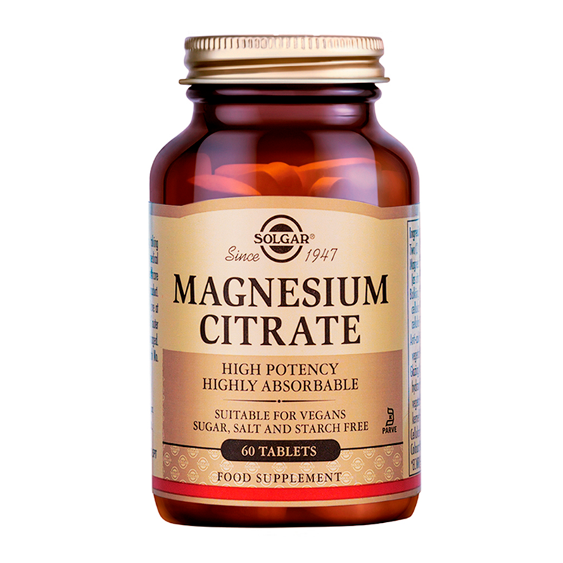 Magnesium Citrate 200mg tablets