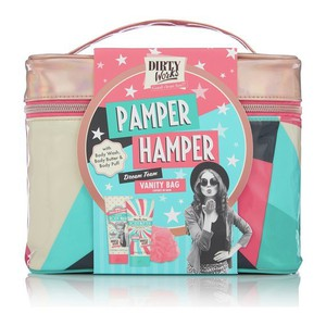Dirty works pamper hamper gift set