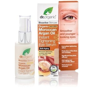 Dr organic moroccan argan oil eye serum 30ml
