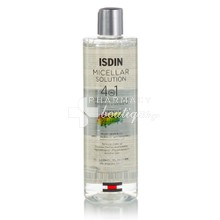 ISDIN Micellar Solution 4 in 1 - Καθαρισμός & ντεμακιγιάζ, 400ml