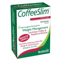HEALTH AID COFFEE SLIM 60VEG.CAPS