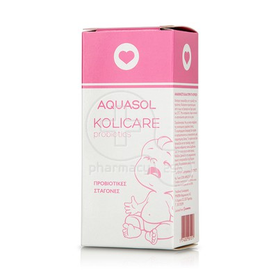AQUASL - Kolicare Probiotics - 8ml