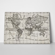Map of the world 1873 74594962 a