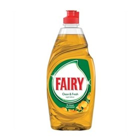 FAIRY ΥΓΡΟ ΠΙΑΤΩΝ CLEAN&FRESH CITRUS 400ml