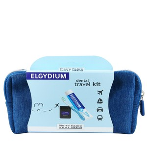 Elgydiume travel kit blue
